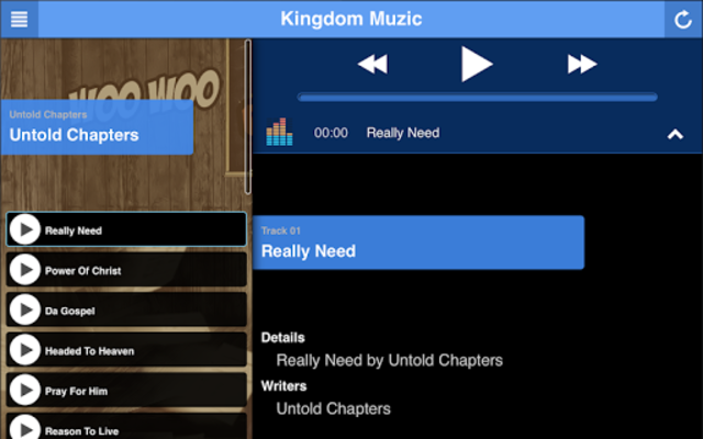 Kingdom Muzic screenshot 5