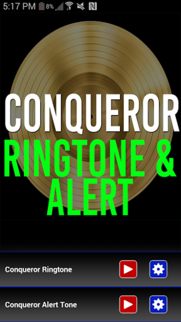 Conqueror Ringtone & Alert screenshot 1