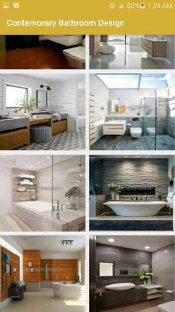 Bathroom Design screenshot 4