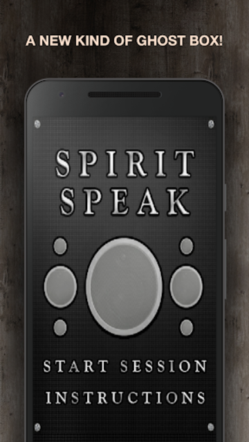 Spirit Speak screenshot 1
