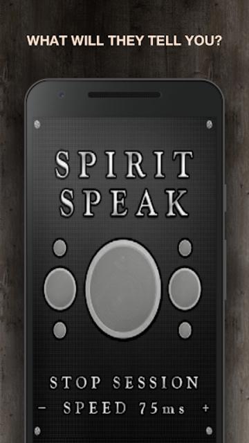 Spirit Speak screenshot 4