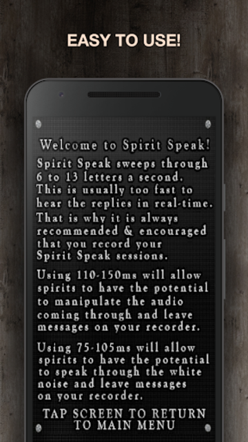 Spirit Speak screenshot 5