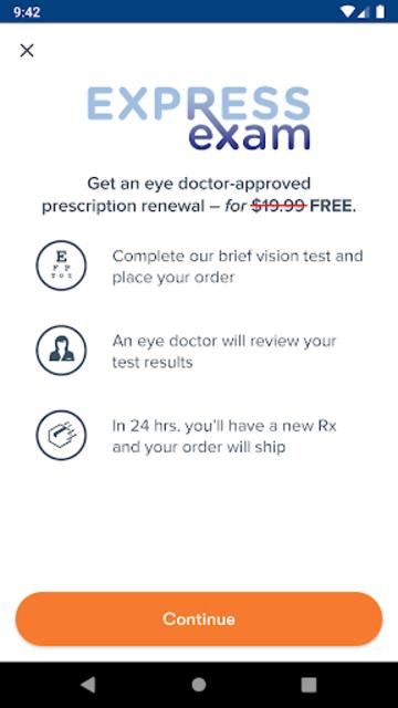 1800 Contacts - Lens Store screenshot 7