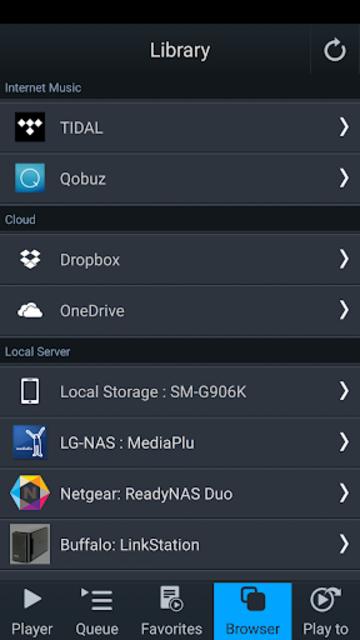 mconnect Player – Google Cast & DLNA/UPnP screenshot 2