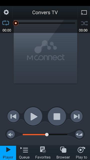 mconnect Player – Google Cast & DLNA/UPnP screenshot 3
