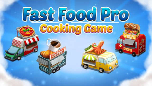 Fast Food Craze - Chef Restaurant Cooking Kitchen screenshot 1