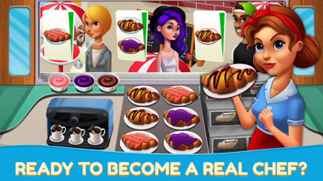 Fast Food Craze - Chef Restaurant Cooking Kitchen screenshot 2