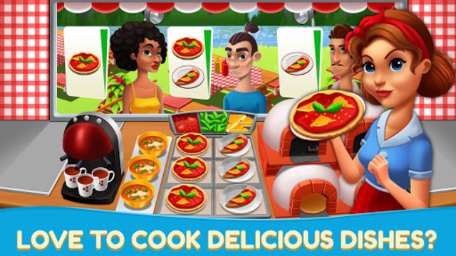 Fast Food Craze - Chef Restaurant Cooking Kitchen screenshot 3