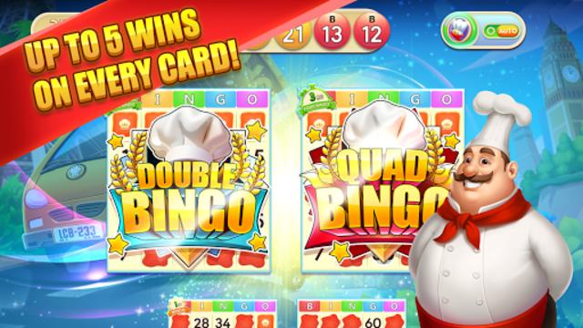 Bingo Frenzy:Bingo games for free Bingo caller new screenshot 1