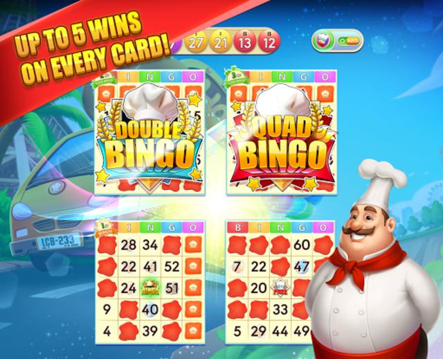 Bingo Frenzy:Bingo games for free Bingo caller new screenshot 6