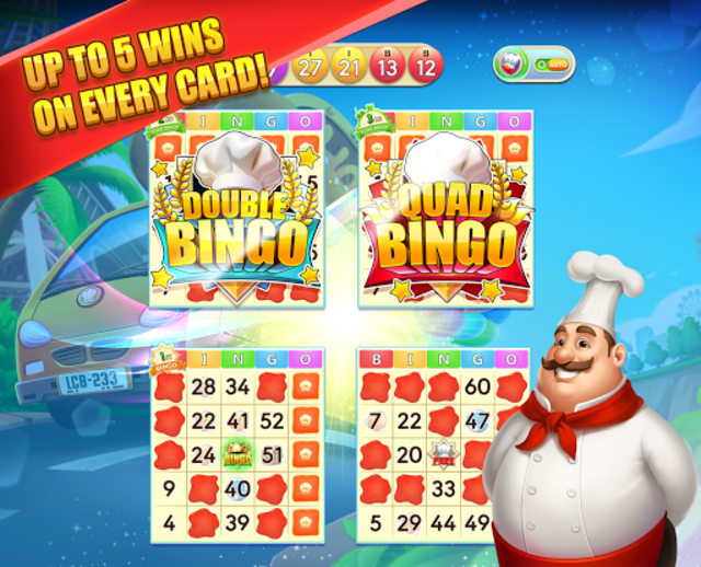 Bingo Frenzy:Bingo games for free Bingo caller new screenshot 11