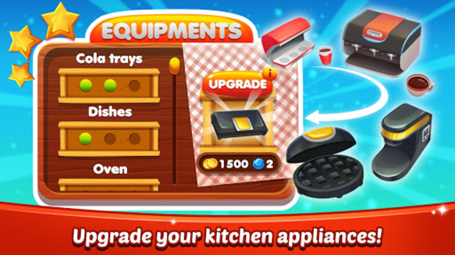 Cooking World - Chef Food Games & Restaurant Fever screenshot 3