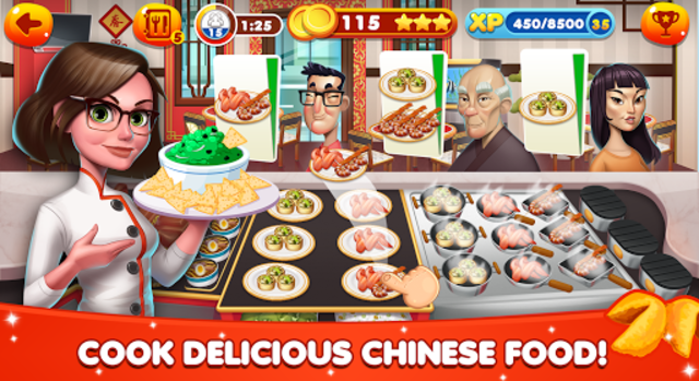 Cooking World - Chef Food Games & Restaurant Fever screenshot 16