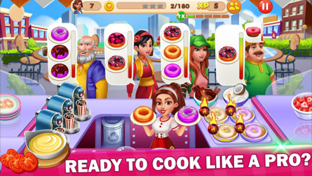 Cooking Master 2020 Food Fever & Restaurant Craze screenshot 4