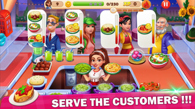Cooking Master 2020 Food Fever & Restaurant Craze screenshot 3