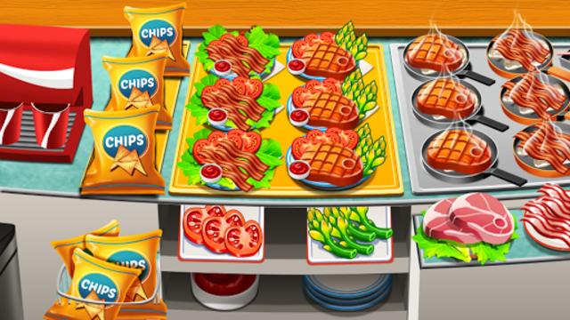 Cooking School - Cooking Games for Girls 2020 Joy screenshot 1
