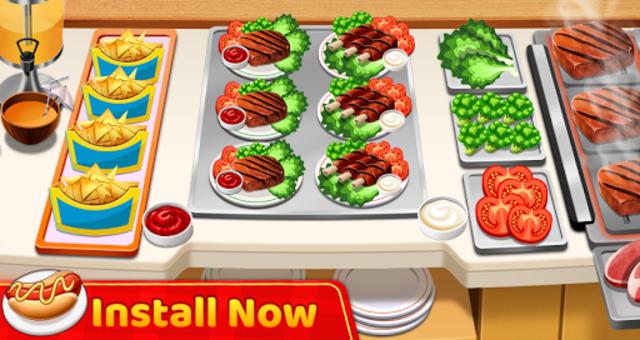 Cooking School - Cooking Games for Girls 2020 Joy screenshot 2