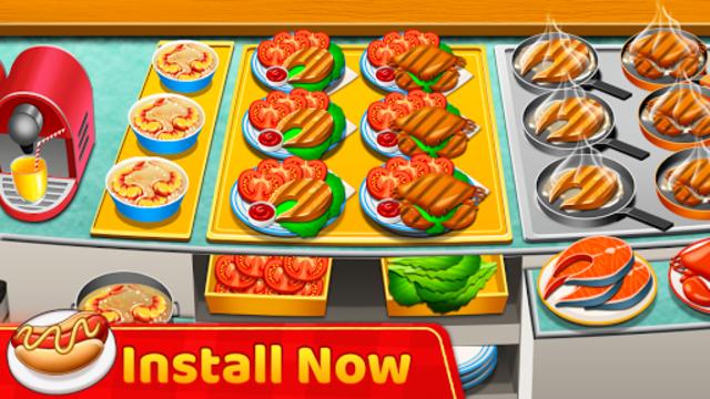 Cooking School - Cooking Games for Girls 2020 Joy screenshot 3