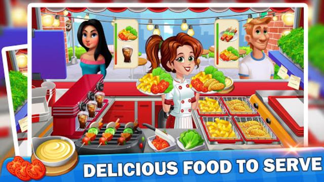 Cooking School - Cooking Games for Girls 2020 Joy screenshot 4