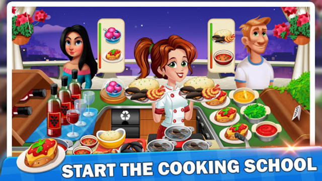 Cooking School - Cooking Games for Girls 2020 Joy screenshot 6