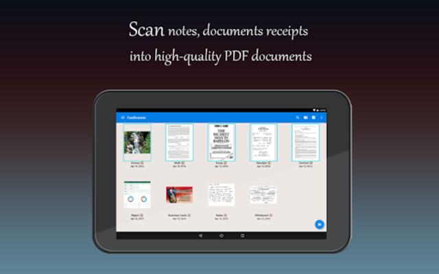 Fast Scanner Pro: PDF Doc Scan screenshot 6