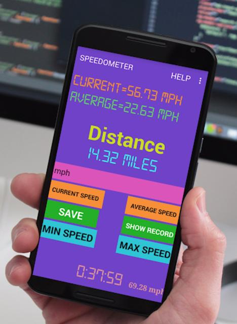 GPS Speedometer and Odometer screenshot 9