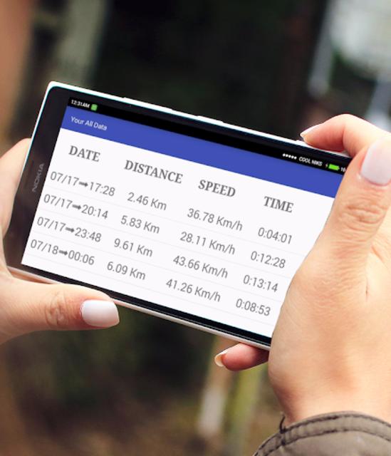 GPS Speedometer and Odometer screenshot 10