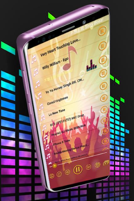 Top Popular Ringtones 2019 Free 🔥 screenshot 5
