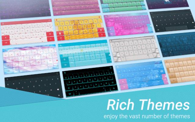 Gold Butterfly Keyboard Theme screenshot 6