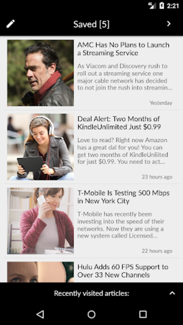 Cord Cutters News screenshot 4