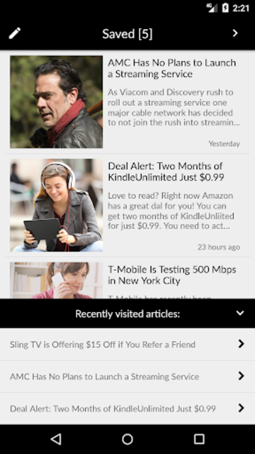 Cord Cutters News screenshot 5