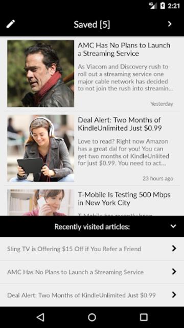 Cord Cutters News screenshot 17