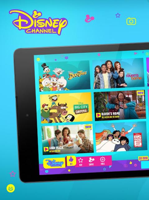 Disney Channel Canada screenshot 1