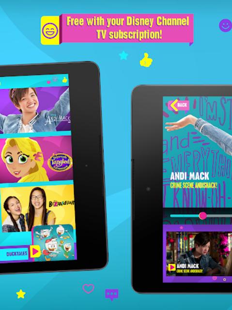 Disney Channel Canada screenshot 2