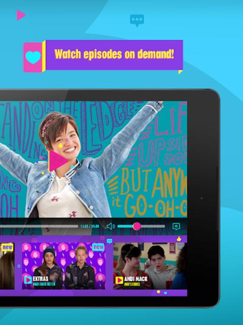 Disney Channel Canada screenshot 8