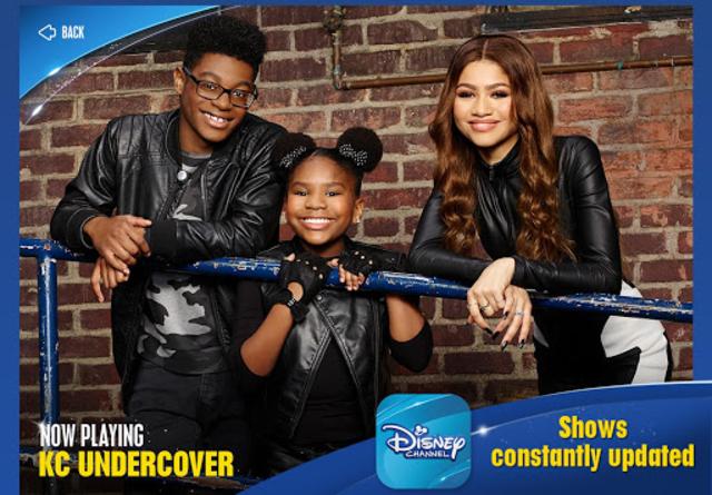 Disney Channel Canada screenshot 12
