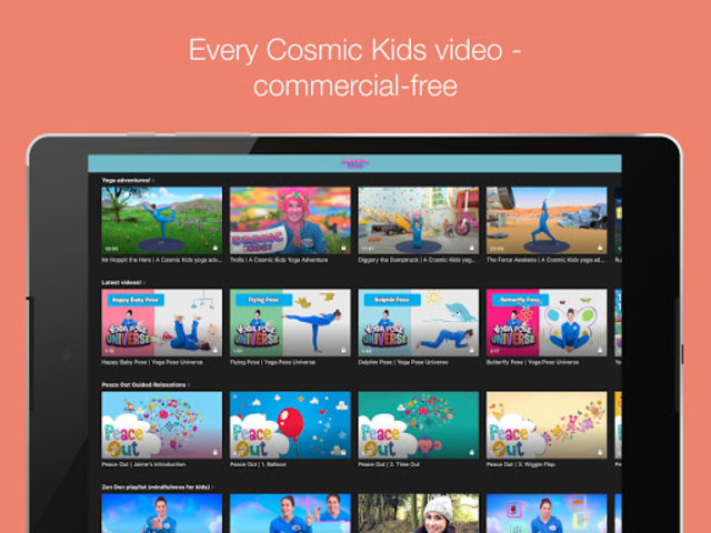 Cosmic Kids Yoga screenshot 7