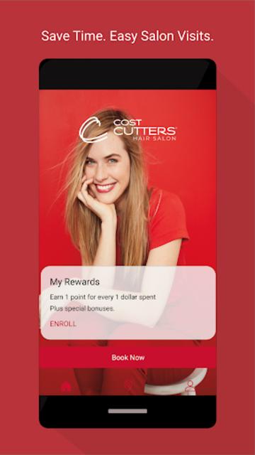 Cost Cutters Hair Salon screenshot 1
