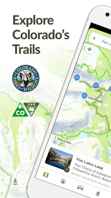 Colorado Trail Explorer screenshot 1