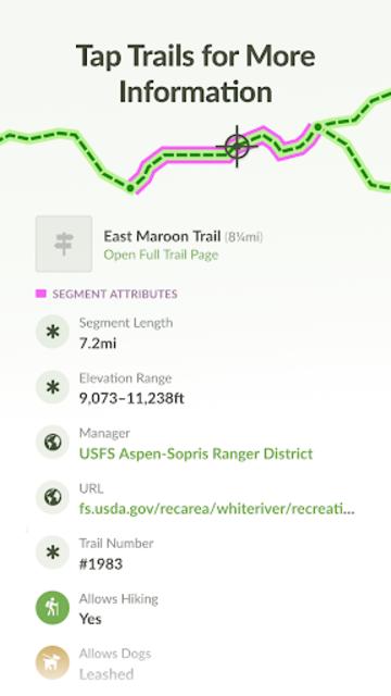 Colorado Trail Explorer screenshot 3