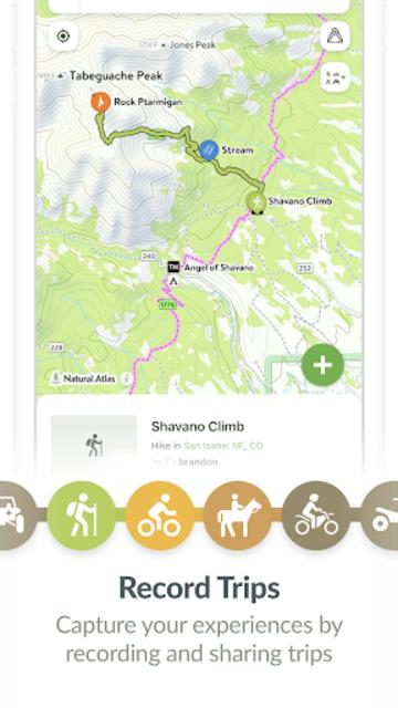 Colorado Trail Explorer screenshot 5
