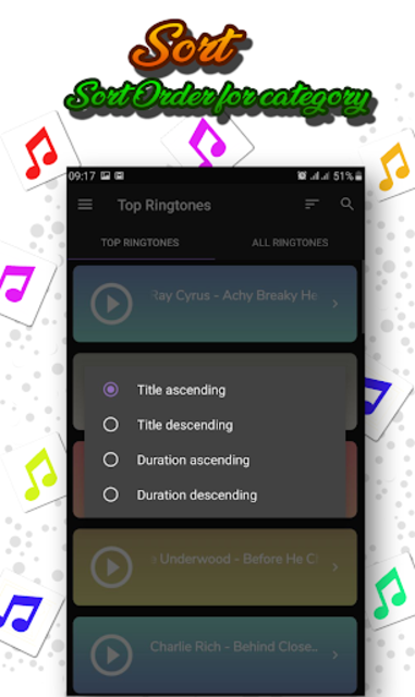Best Country Ringtones Offline screenshot 5