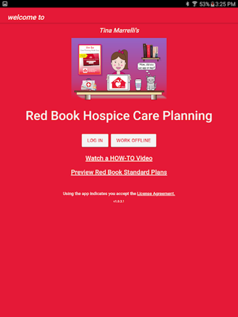 Red Book Hospice Care Planning screenshot 6