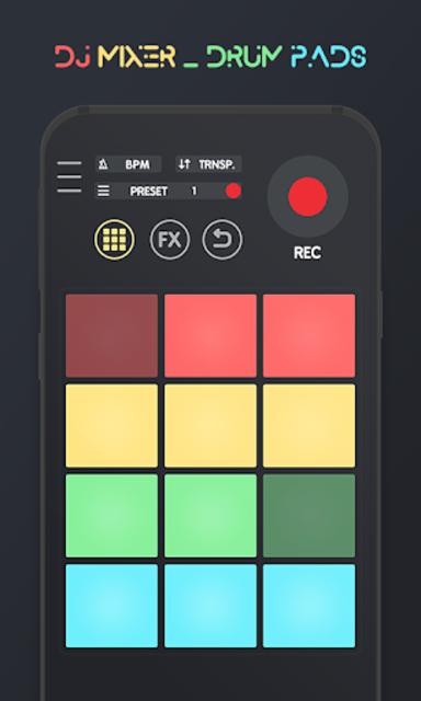 Dj Studio 8 - Mix Song and Bass screenshot 1