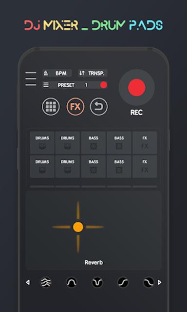 Dj Studio 8 - Mix Song and Bass screenshot 2