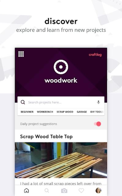 Woodworking screenshot 1