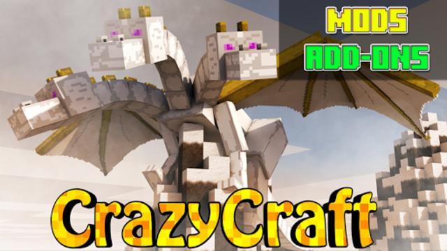 CrazyCraft Mods and Addons screenshot 4