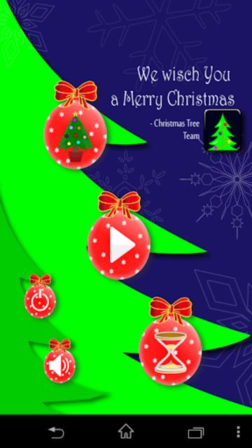 Christmas Tree puzzle screenshot 1