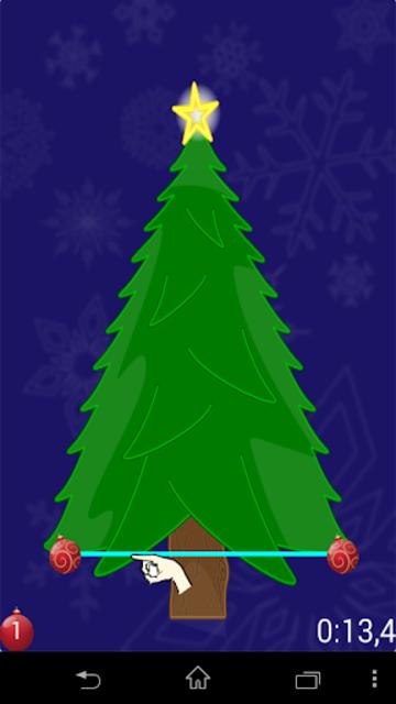 Christmas Tree puzzle screenshot 2