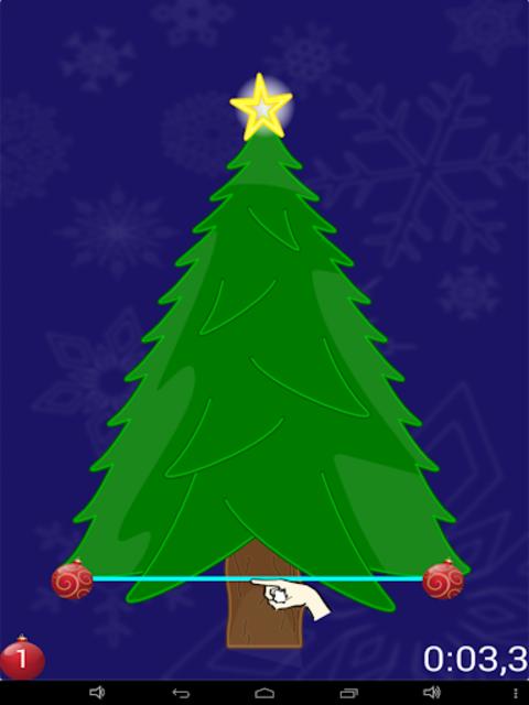 Christmas Tree puzzle screenshot 5